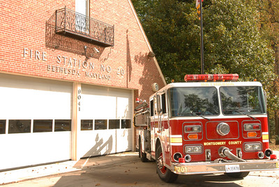 Bethesda Fire Dept. Station 20 50th Anniversary