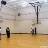 Half Court Shot... SWISHHHH!