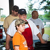 May 11, 2013 - Bethesda's annual chicken-que with Billy Williams.  Photo by John David Helms.