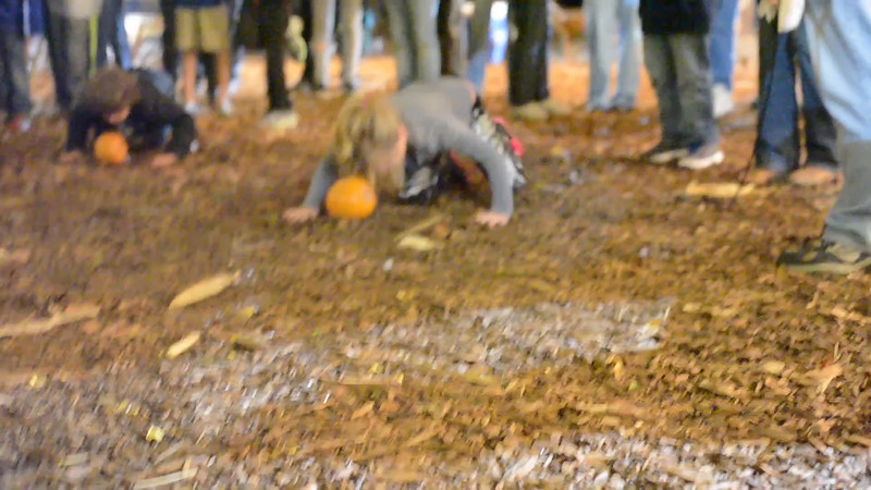 2014 11 25 BBC Pumpkin Olympics at the Farmhouse, Ellerslie, GA.