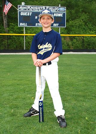 BCA Stewart Baseball Spring 2011