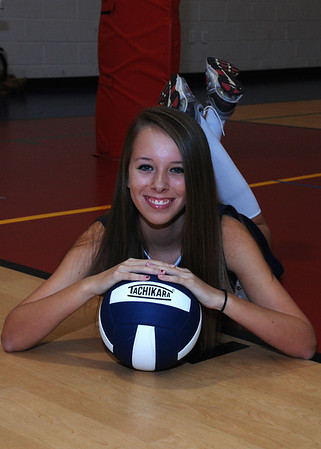 BCA Volleyball Fall 2011