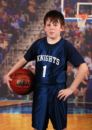 Parker-Stewart BasketBall 2012