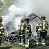 Bethpage Shed Fire- Paul Mazza