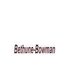 bethune-bowman