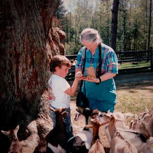 1994 The Friendly Farm w/Jordan