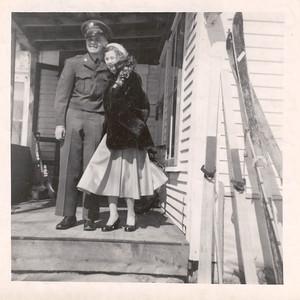 1952, March 15 Wedding Day