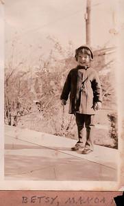 1930's Betsy Hodgman