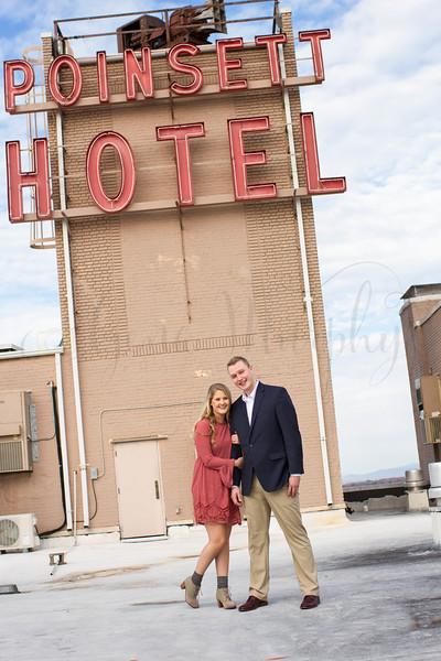 Bette Klauber and Mark Lovatt -Engagement