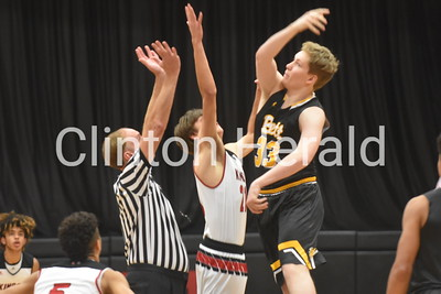 Bettendorf at Clinton BB 12-4-18
