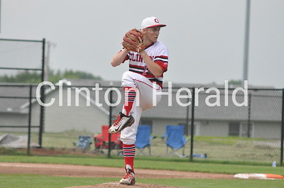 Bettendorf at Clinton baseball (7-13-15)