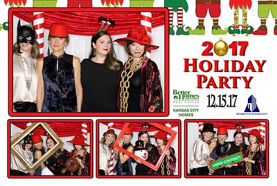 Better Homes & Gardens/Secured Title Holiday Party