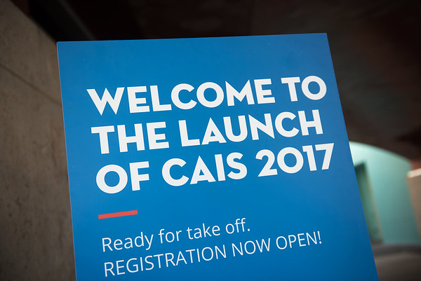 CAIS 2017 Launch