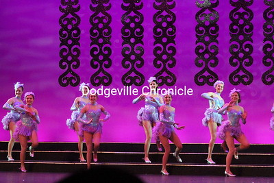 Betty Hayes 72nd Dance Recital 6-14-19
