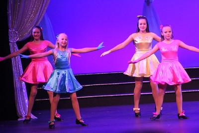 Betty Hayes Dance 70th Recital 6-17-17