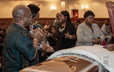 Betty Margai Wake & Funeral_026