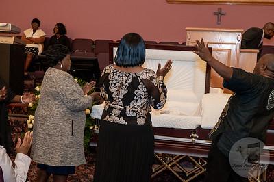 Betty Margai Wake & Funeral_025