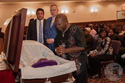 Betty Margai Wake & Funeral_046