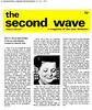 Betty Tells Her Story,  Second Wave, 1972