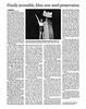Betty Tells Her Story, Boston Globe, 2010, 2