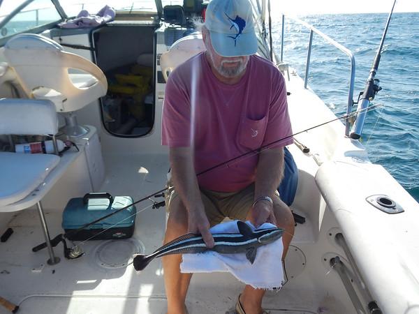 Fishing with Jack Mackie