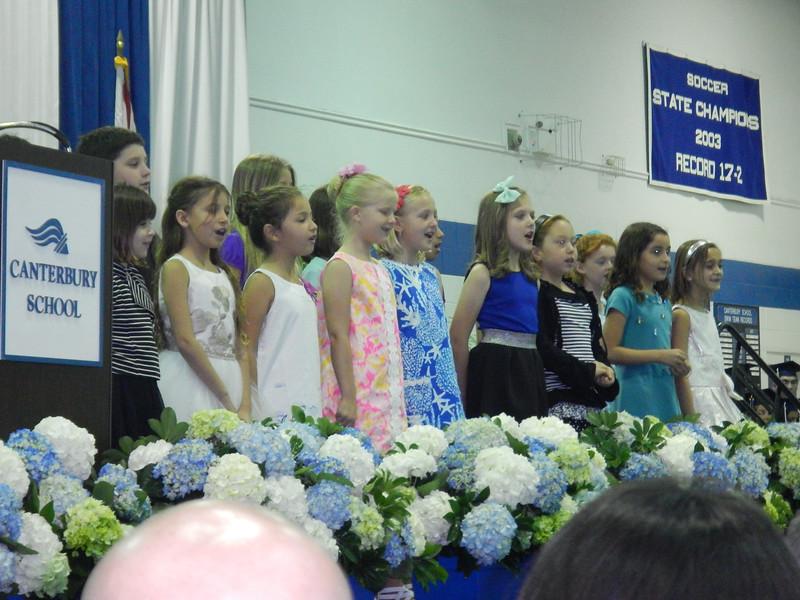 CJ Fennell's Graduation 5/26/16