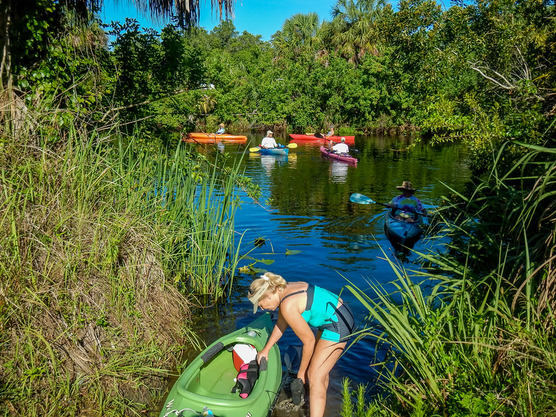 Kayaking Matlacha 07/02/2017