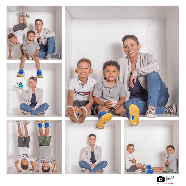 3x3 with Large Box Picture