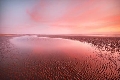 A Pink Dawn at Bettystown Beach-1L8A1895