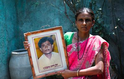 Pragathi Chaukade, 40, Village- Bagghi