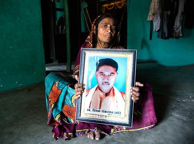 Chita Deepak Rao Khode, 50, Village- Vai