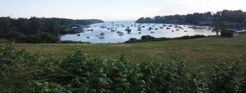 Cute Maine Harbor