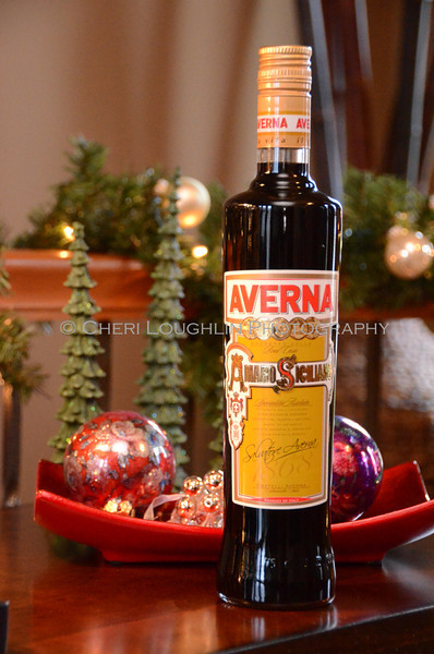 Averna - Cheri Loughlin Wine & Spirits Stock Photography