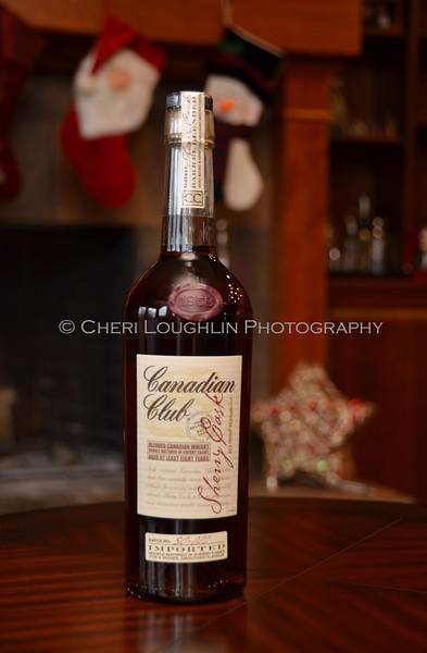 Canadian Club Sherry Cask - Cheri Loughlin Wine & Spirits Stock Photography