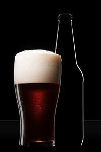 Beer Silhouette