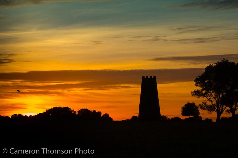 Westwood Sunset