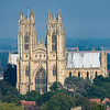 Minster from the Westwood