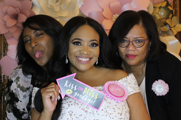 Bev's Bridal Shower 2/17/18