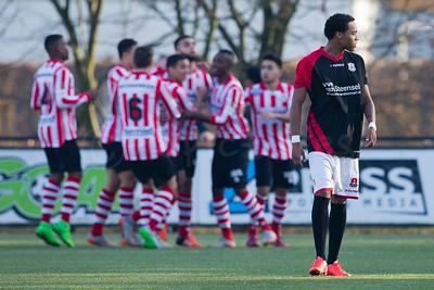 31-10-2015: Voetbal: Alexandria '66 A1 v  Sparta A1: Rotterdam: 1e divisie seizoen 2015/2016