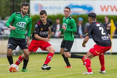 09-07-2016: Voetbal: Capelle v Excelsior: Capelle Voorbereiding seizoen 2016/2017