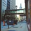 Connected Architecture : Milwaukee Cityscape Medium Format Color Film