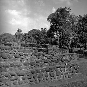 Izapa Pyramids in Chiaps Mexico 3