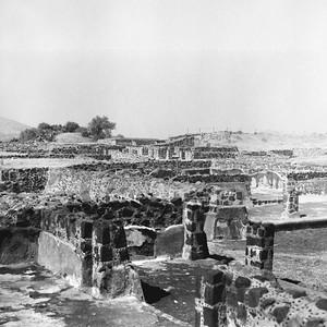 Teotihuacán in San Juan Mexico 1