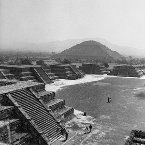 Teotihuacán in San Juan Mexico 6