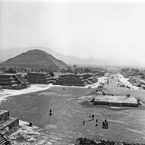 Teotihuacán in San Juan Mexico 5