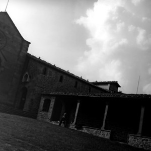 Journey into Fiesole Italy  5:Italy beyond 70mm. Photographs taken on 80mm (Medium format film)