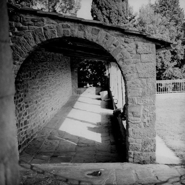 Journey into Fiesole Italy  1:Italy beyond 70mm. Photographs taken on 80mm (Medium format film)