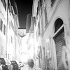 Night Architecture in Florence 3:Italy beyond 70mm. Photographs taken on 80mm (Medium format film)