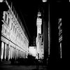 Uffizi Gallery at Night :Italy beyond 70mm. Photographs taken on 80mm (Medium format film)