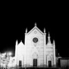 Basilica di Santa Croce  :Italy beyond 70mm. Photographs taken on 80mm (Medium format film)